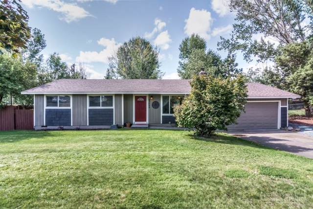 63609 Hunters Circle, Bend, OR 97701 (MLS #201908811) :: Fred Real Estate Group of Central Oregon