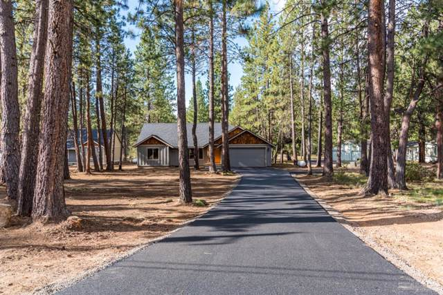 19047 Pumice Butte Road, Bend, OR 97702 (MLS #201908812) :: Central Oregon Home Pros