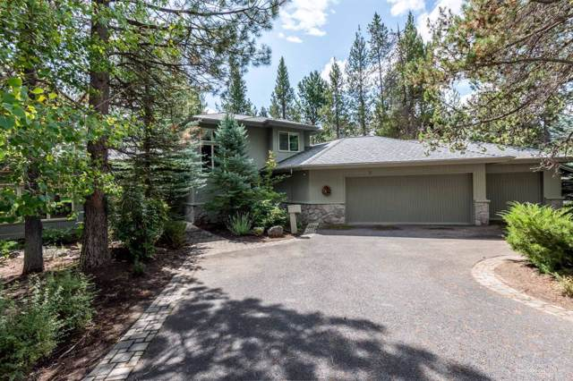 58144 Titleist Lane, Sunriver, OR 97707 (MLS #201908816) :: Berkshire Hathaway HomeServices Northwest Real Estate