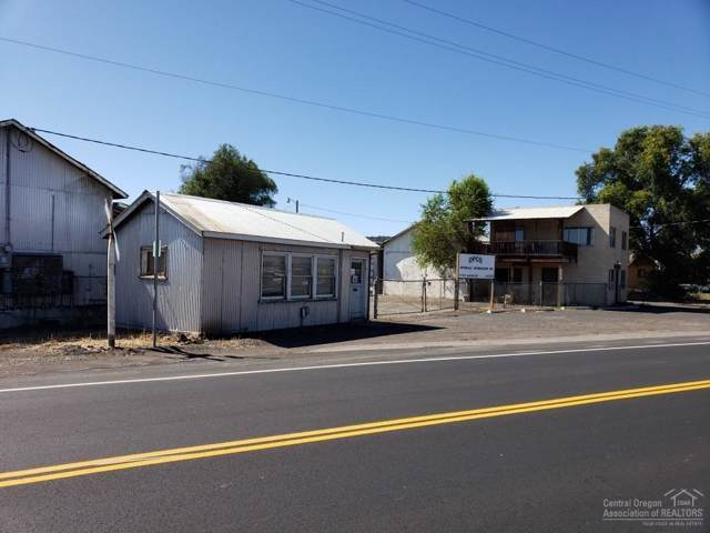 1155 NW Lamonta Road, Prineville, OR 97754 (MLS #201908881) :: Team Birtola | High Desert Realty
