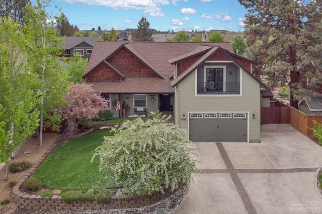 20911 Ridgewater Court, Bend, OR 97702 (MLS #201908929) :: Cascade Sotheby's International Realty