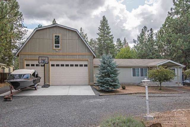60918 Alpine Drive, Bend, OR 97702 (MLS #201908949) :: The Ladd Group