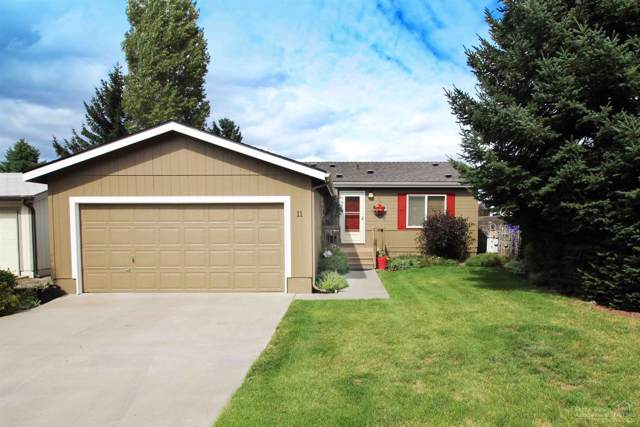 1188 NE 27th Street #11, Bend, OR 97701 (MLS #201908951) :: The Ladd Group