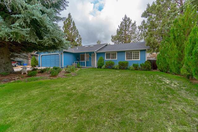 1869 NE Tombstone Way, Bend, OR 97701 (MLS #201908989) :: The Ladd Group
