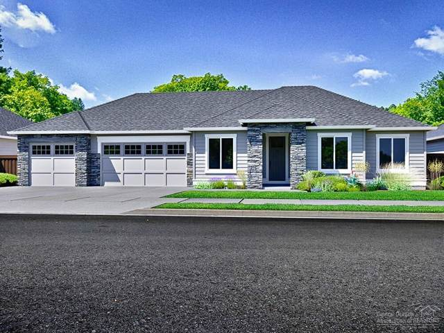 3115 NW Hidden Ridge Drive, Bend, OR 97703 (MLS #201909006) :: The Ladd Group