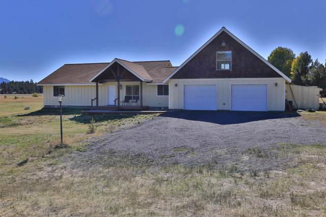410 Crescent Cutoff Road, Crescent, OR 97733 (MLS #201909016) :: Bend Homes Now