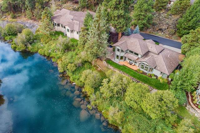 3136 NW Quiet River Lane, Bend, OR 97703 (MLS #201909041) :: Berkshire Hathaway HomeServices Northwest Real Estate