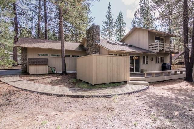 57113 Jay Lane, Sunriver, OR 97707 (MLS #201909053) :: Stellar Realty Northwest