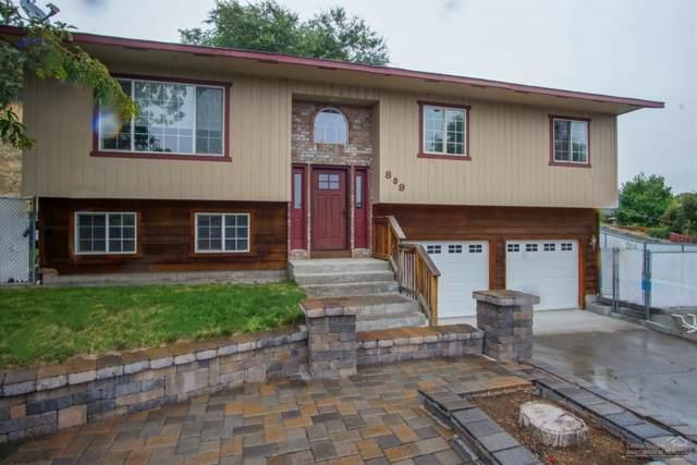 809 NE Hillside Court, Prineville, OR 97754 (MLS #201909058) :: Windermere Central Oregon Real Estate