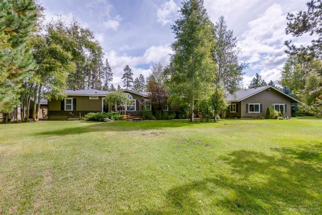53924 Pine Grove Road, La Pine, OR 97739 (MLS #201909124) :: Berkshire Hathaway HomeServices Northwest Real Estate