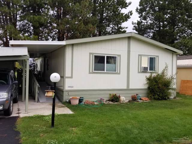 400 NW Terrace Lane #31, Prineville, OR 97754 (MLS #201909144) :: Bend Homes Now