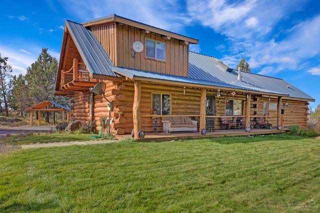 8495 SW Crescent Place, Terrebonne, OR 97760 (MLS #201909184) :: Windermere Central Oregon Real Estate