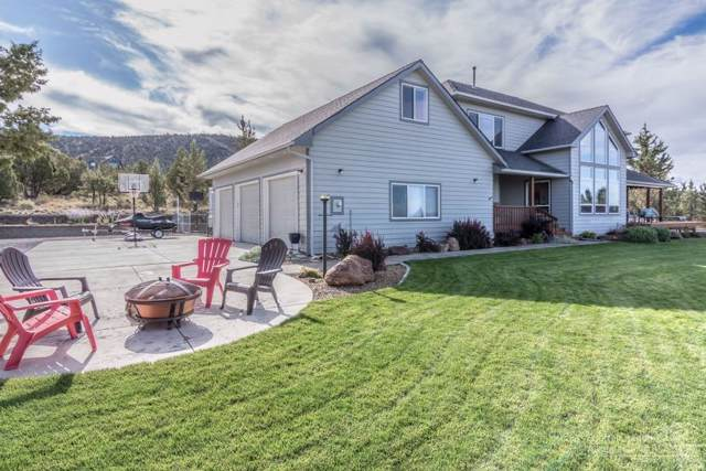 8364 SW Pokegama Drive, Powell Butte, OR 97753 (MLS #201909260) :: Berkshire Hathaway HomeServices Northwest Real Estate