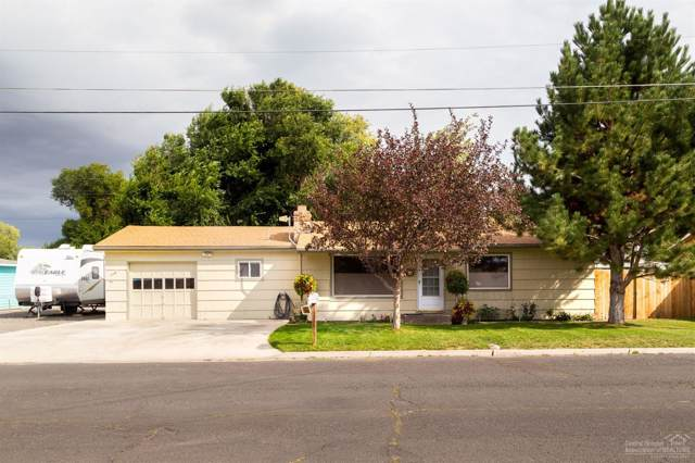 169 SE 9th Street, Madras, OR 97741 (MLS #201909278) :: The Ladd Group