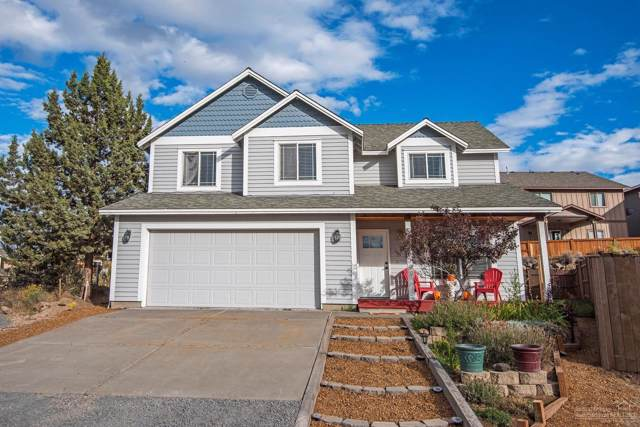 63326 Lamoine Lane, Bend, OR 97701 (MLS #201909292) :: The Ladd Group