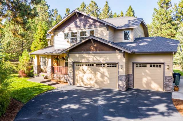 2511 NW Goodwillie Court, Bend, OR 97703 (MLS #201909330) :: The Ladd Group