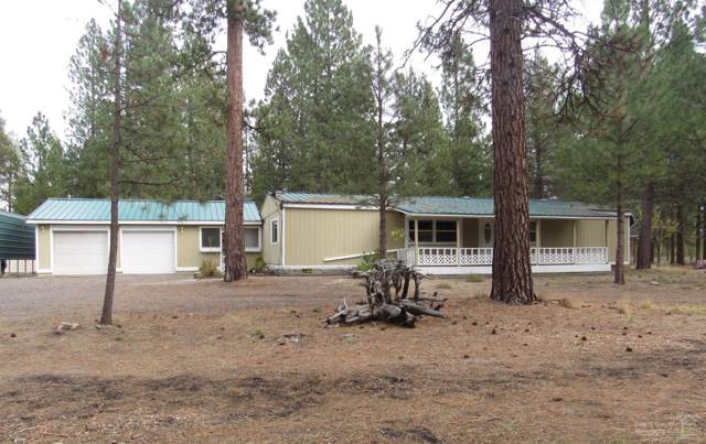 152863 Wagon Trail Road, La Pine, OR 97739 (MLS #201909358) :: The Ladd Group