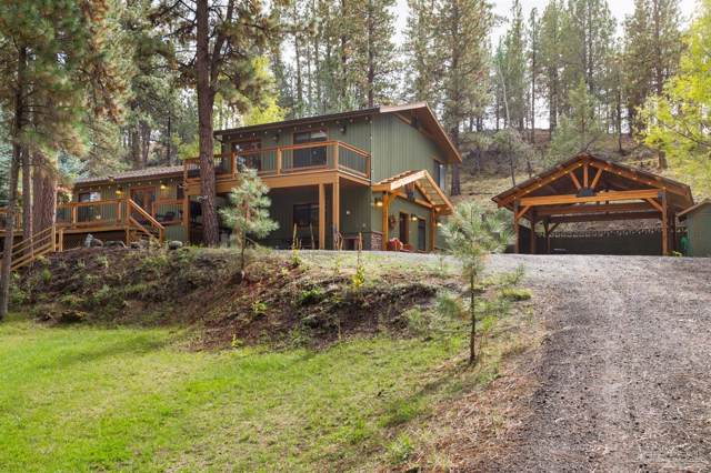 69836 Camp Polk Road, Sisters, OR 97759 (MLS #201909373) :: Windermere Central Oregon Real Estate
