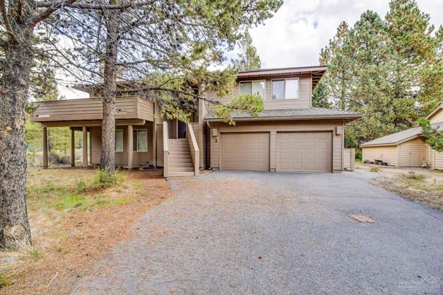 58190 Titleist Lane #1, Sunriver, OR 97707 (MLS #201909477) :: The Ladd Group
