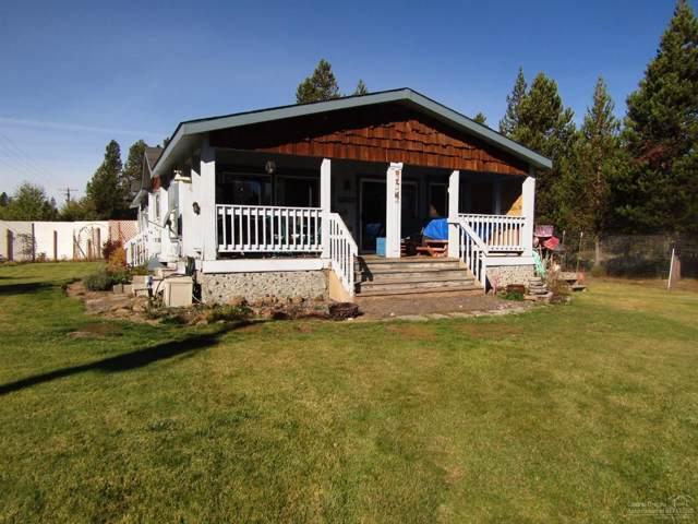 15820 S Burgess, La Pine, OR 97739 (MLS #201909500) :: Berkshire Hathaway HomeServices Northwest Real Estate