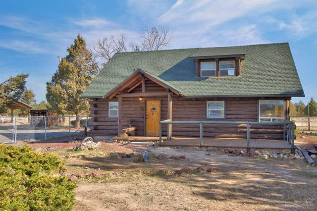 6171 SW Badger Road, Terrebonne, OR 97760 (MLS #201909520) :: Central Oregon Home Pros