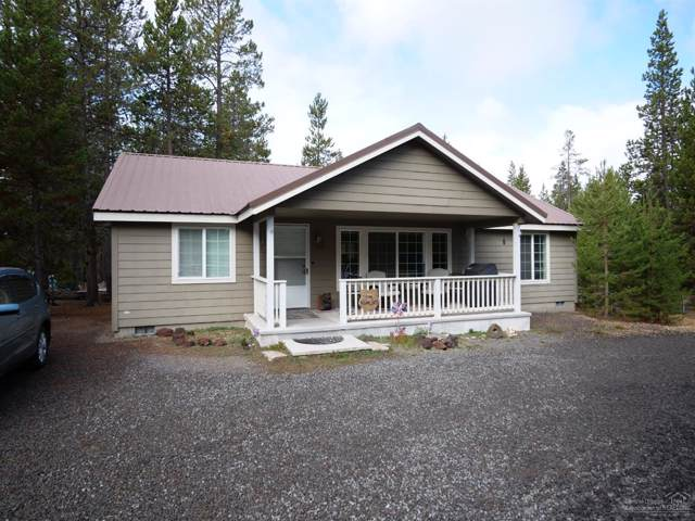 124868 Mowich Street, Crescent Lake, OR 97733 (MLS #201909521) :: The Ladd Group