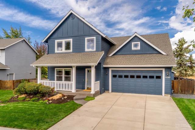 3057 NE Quiet Canyon Drive, Bend, OR 97701 (MLS #201909527) :: Berkshire Hathaway HomeServices Northwest Real Estate