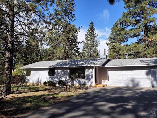 60155 Cinder Butte, Bend, OR 97702 (MLS #201909572) :: Team Birtola | High Desert Realty