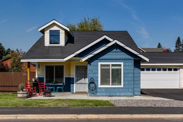 770 E Cascade Avenue, Sisters, OR 97759 (MLS #201909576) :: Berkshire Hathaway HomeServices Northwest Real Estate