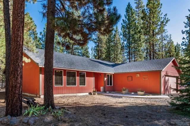 52232 Ponderosa Way, La Pine, OR 97739 (MLS #201909580) :: Central Oregon Home Pros