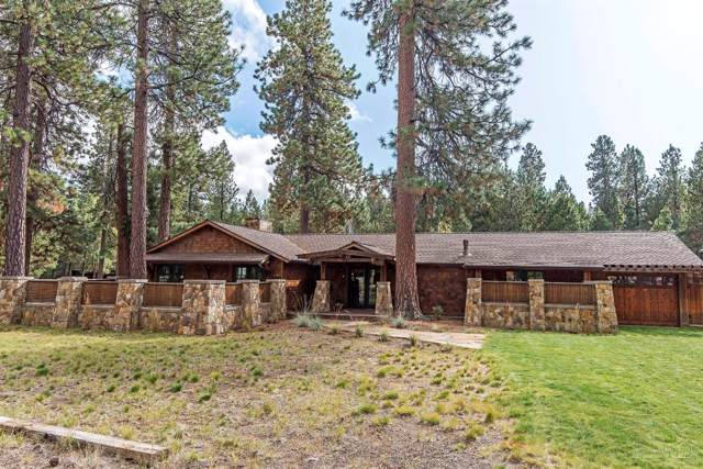 14402 Crossroads Loop, Sisters, OR 97759 (MLS #201909582) :: Fred Real Estate Group of Central Oregon