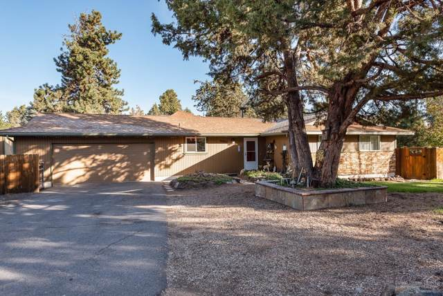 20952 Desert Woods Drive, Bend, OR 97702 (MLS #201909592) :: The Ladd Group