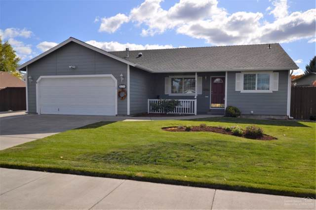 834 NW Negus Lane, Redmond, OR 97756 (MLS #201909603) :: Fred Real Estate Group of Central Oregon