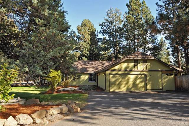 60666 Newcastle Drive, Bend, OR 97702 (MLS #201909653) :: Berkshire Hathaway HomeServices Northwest Real Estate