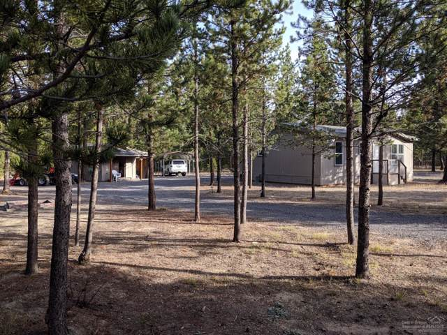 1113 Hackett Drive, La Pine, OR 97739 (MLS #201909660) :: Berkshire Hathaway HomeServices Northwest Real Estate