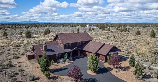 16660 SW Ranchview Court, Powell Butte, OR 97753 (MLS #201909669) :: Fred Real Estate Group of Central Oregon