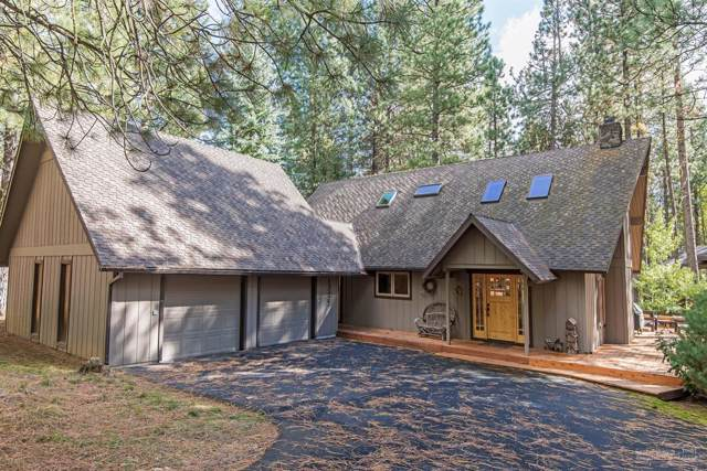 13327 Grey Owl, Black Butte Ranch, OR 97759 (MLS #201909670) :: Berkshire Hathaway HomeServices Northwest Real Estate