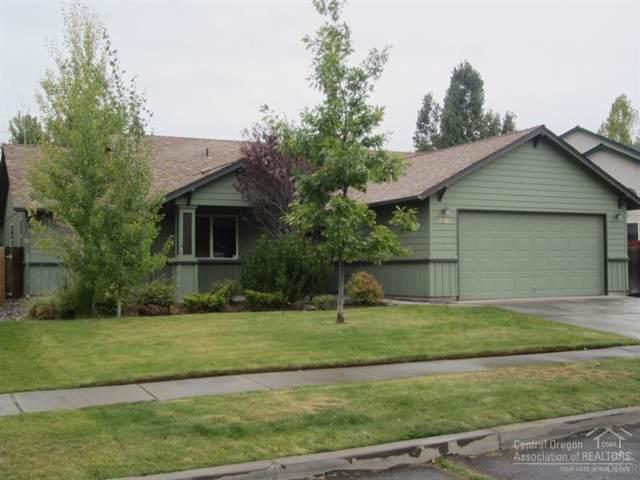 61386 Rock Bluff Lane, Bend, OR 97702 (MLS #201909678) :: Fred Real Estate Group of Central Oregon
