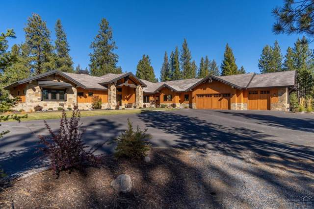 18870 Macalpine Loop, Bend, OR 97702 (MLS #201909682) :: Fred Real Estate Group of Central Oregon