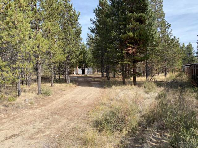 52630 Railroad Street, La Pine, OR 97739 (MLS #201909709) :: The Ladd Group