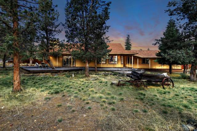 17340 Mountain View Road, Sisters, OR 97759 (MLS #201909721) :: Berkshire Hathaway HomeServices Northwest Real Estate