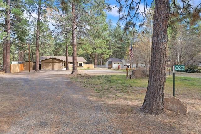60282 Pawnee Lane, Bend, OR 97702 (MLS #201909841) :: Central Oregon Home Pros