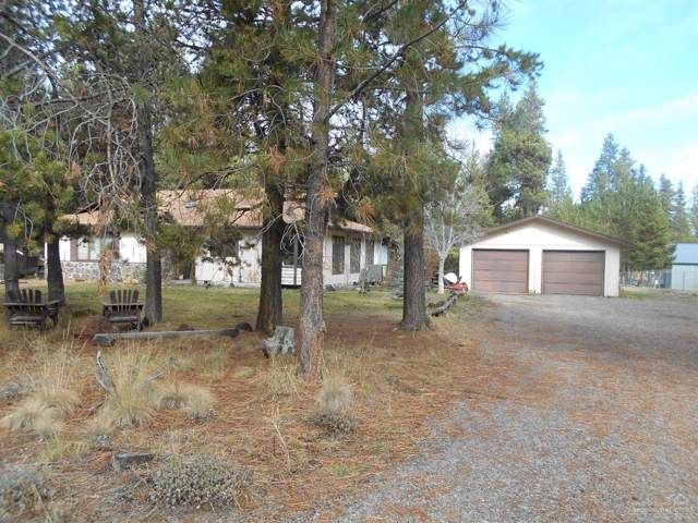 16028 Dick Road, La Pine, OR 97739 (MLS #201909844) :: Central Oregon Home Pros