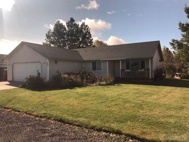 605 E Center Ridge Drive, Culver, OR 97734 (MLS #201909848) :: Central Oregon Home Pros
