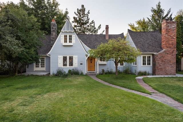 443 NW Congress Street, Bend, OR 97703 (MLS #201909849) :: Berkshire Hathaway HomeServices Northwest Real Estate