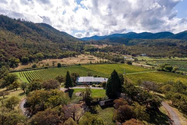 2275 Pioneer Road, Talent, OR 97540 (MLS #201909866) :: Premiere Property Group, LLC