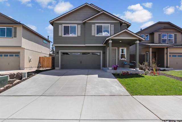 63334 Lamoine Lane, Bend, OR 97701 (MLS #201909981) :: Fred Real Estate Group of Central Oregon