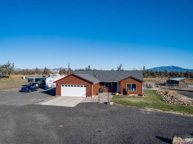 14711 SW Twin Lakes Road, Powell Butte, OR 97753 (MLS #201910021) :: Fred Real Estate Group of Central Oregon