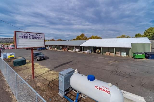 105 SE Lynn Boulevard, Prineville, OR 97754 (MLS #201910026) :: Fred Real Estate Group of Central Oregon