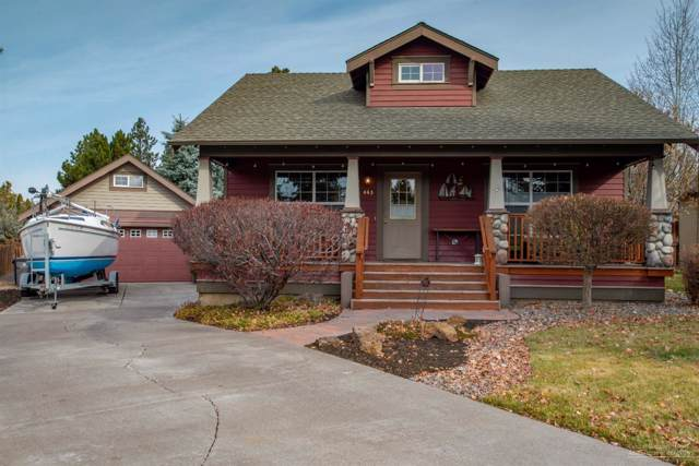 443 SW Hillwood Court, Bend, OR 97702 (MLS #201910034) :: The Ladd Group